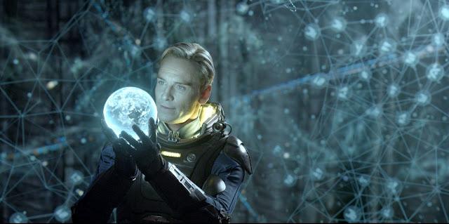 Prometheus - Charlie, l'uomo sintetico