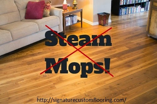 Can You Use A Steam Cleaner On Wooden Or Laminate Floors Art Of