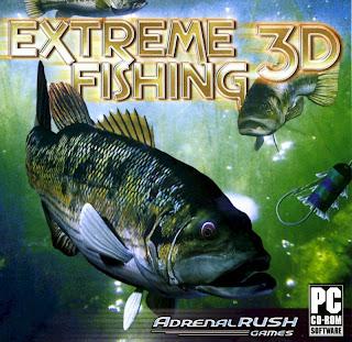 لعبة صيد السمك Extreme Fishing 3D
