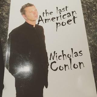 the last american poet by Nicholas Conlon