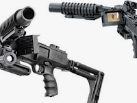 Senjata Canggih Mematikan di Dunia