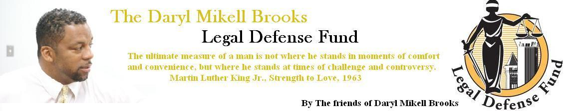 Brooks Legal Defense Fund