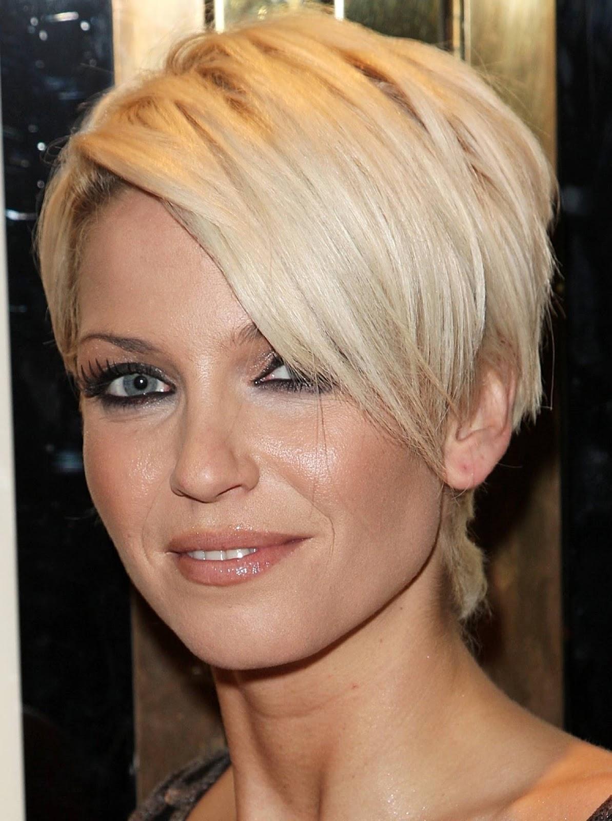 Short Hairstyles: Short Blonde Hairstyles