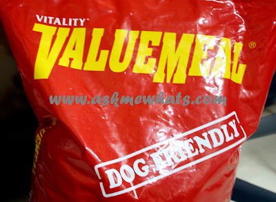 Vitality Dog Food Review Philippines