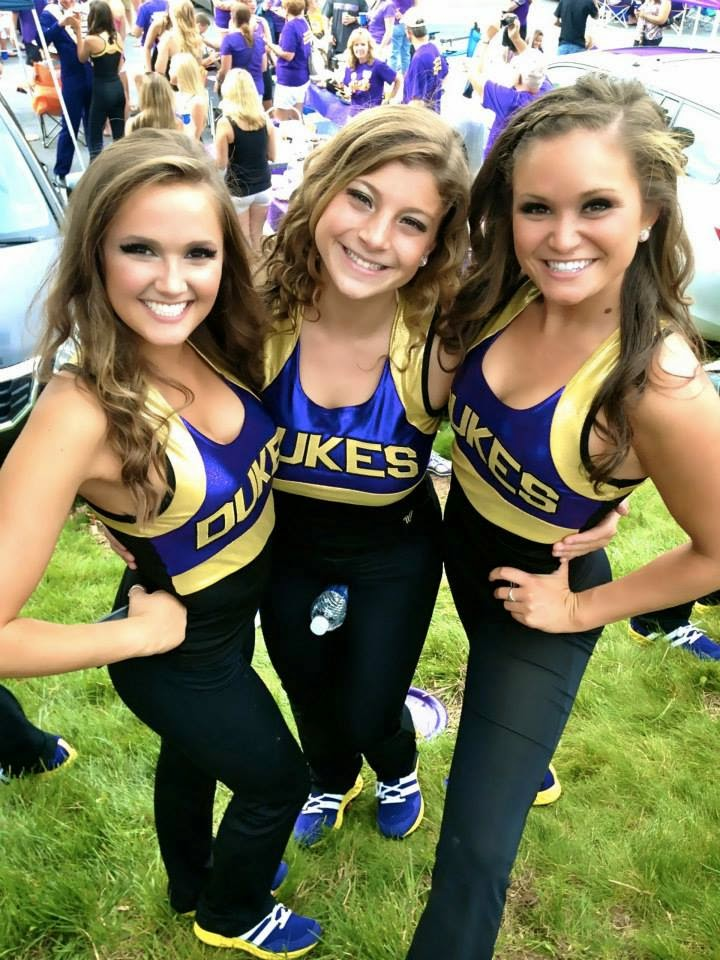 jmu hot girls