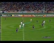 Milan's compact four in midfield. (milan midfield)