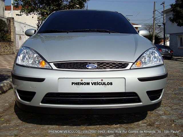 Ford Focus Hatch 2009 GLX 1.6 Flex