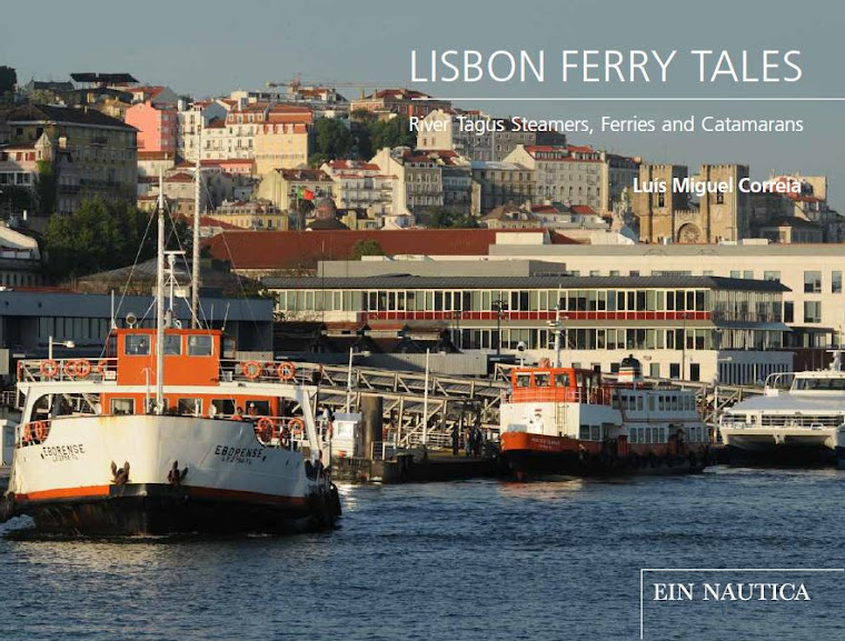 LISBON FERRY TALES