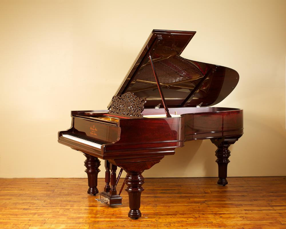 Vintage Steinway Pianos 40
