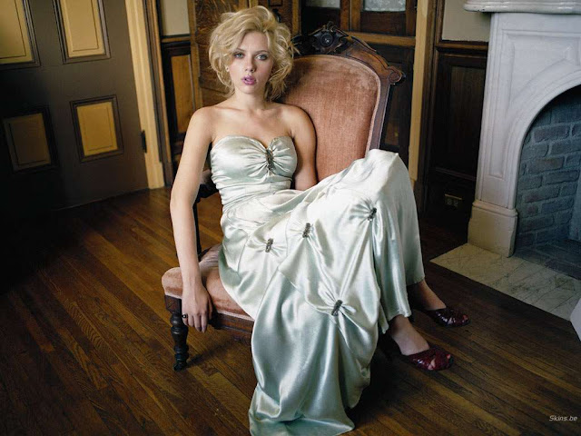 Foto bugil  Scarlett Johansson