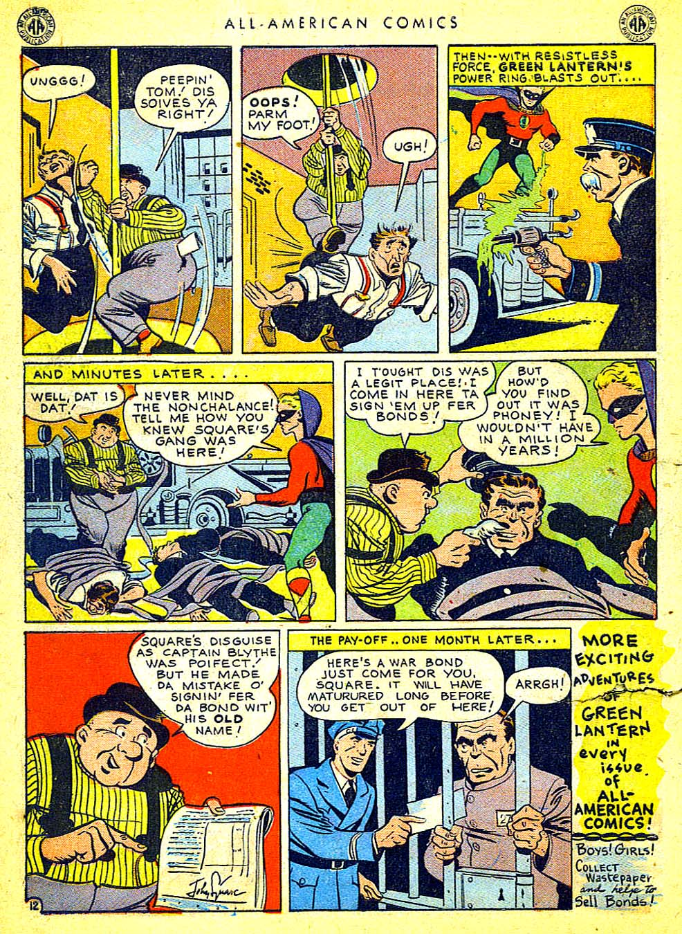 Read online All-American Comics (1939) comic -  Issue #65 - 14