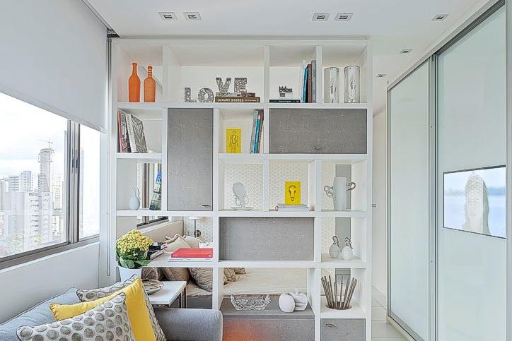 Como separar ambientes sem paredes parte i mariana ara jo for Dividir ambientes