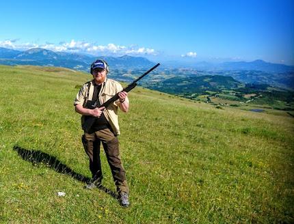 Metsästysmatkalla Italiassa