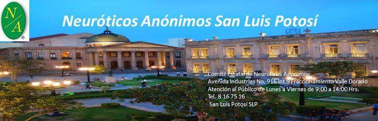 Neuróticos Anónimos San Luis Potosi