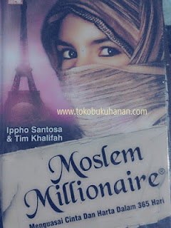 buku Moslem millionaire ippho santosa