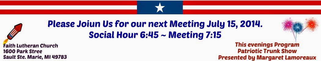 June Meeting Banner