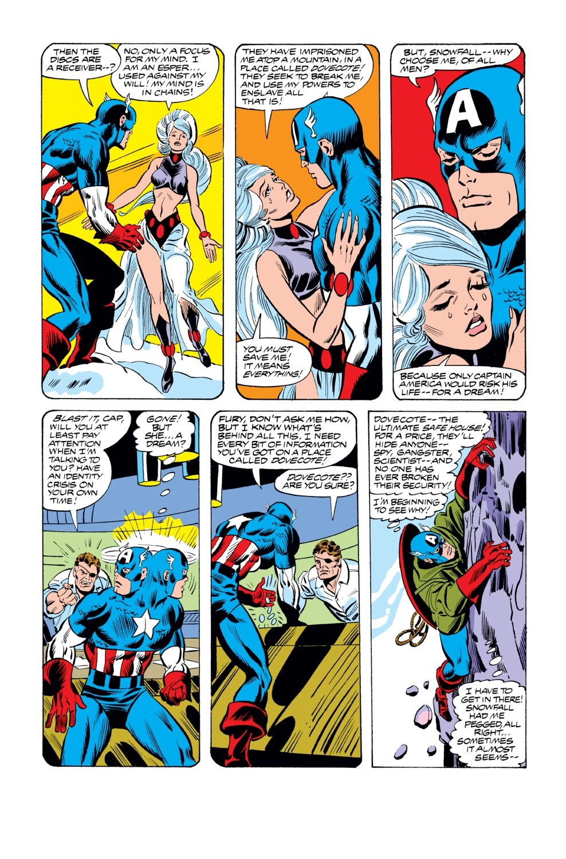 Captain America (1968) Issue #238 #153 - English 8