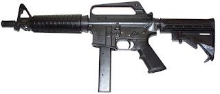 Colt 9mm SMG