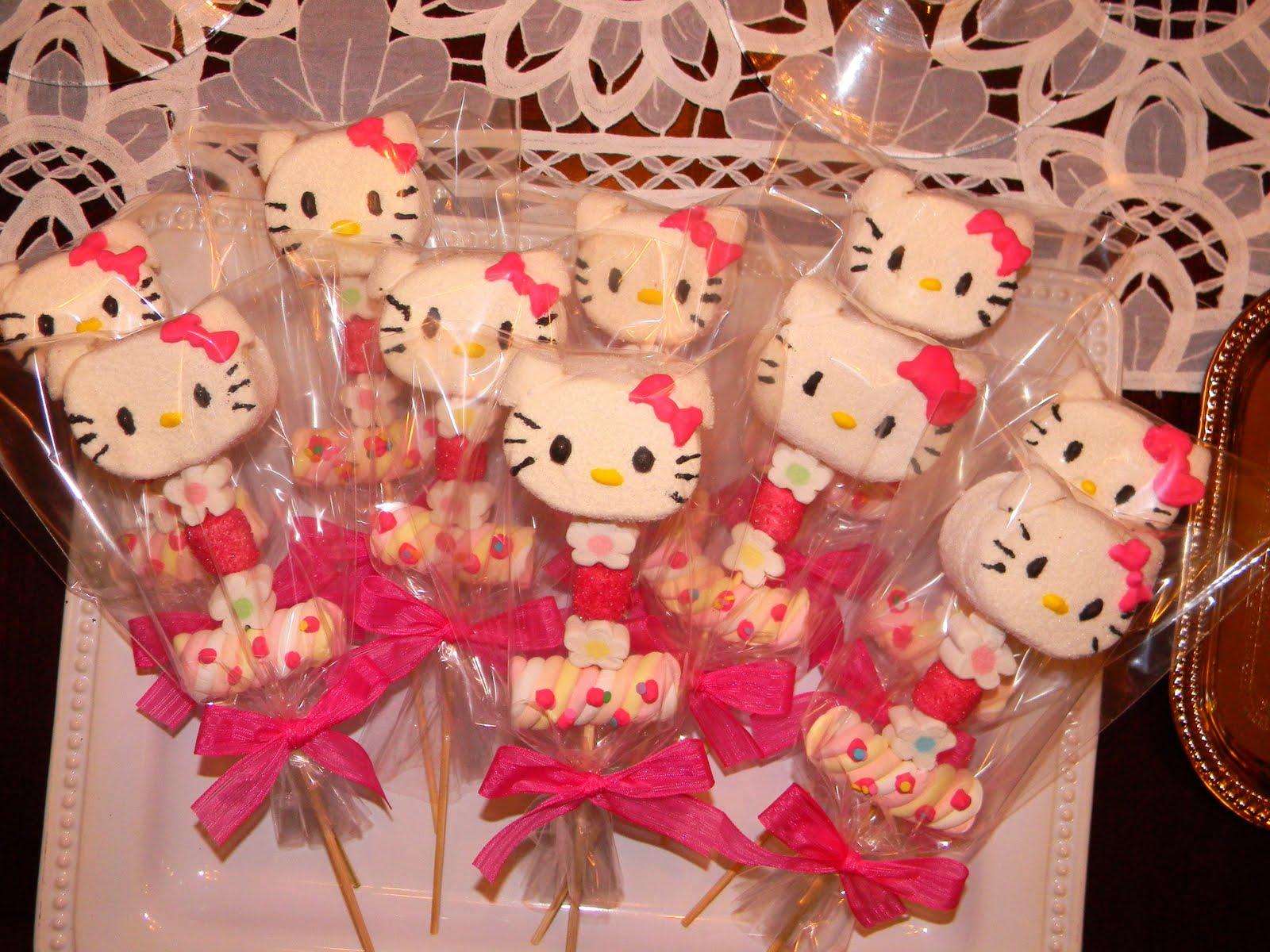 Sweets Amp Treats Hello Kitty Bombones
