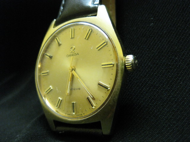 shuk s vintage collection svc24 omega geneve cal