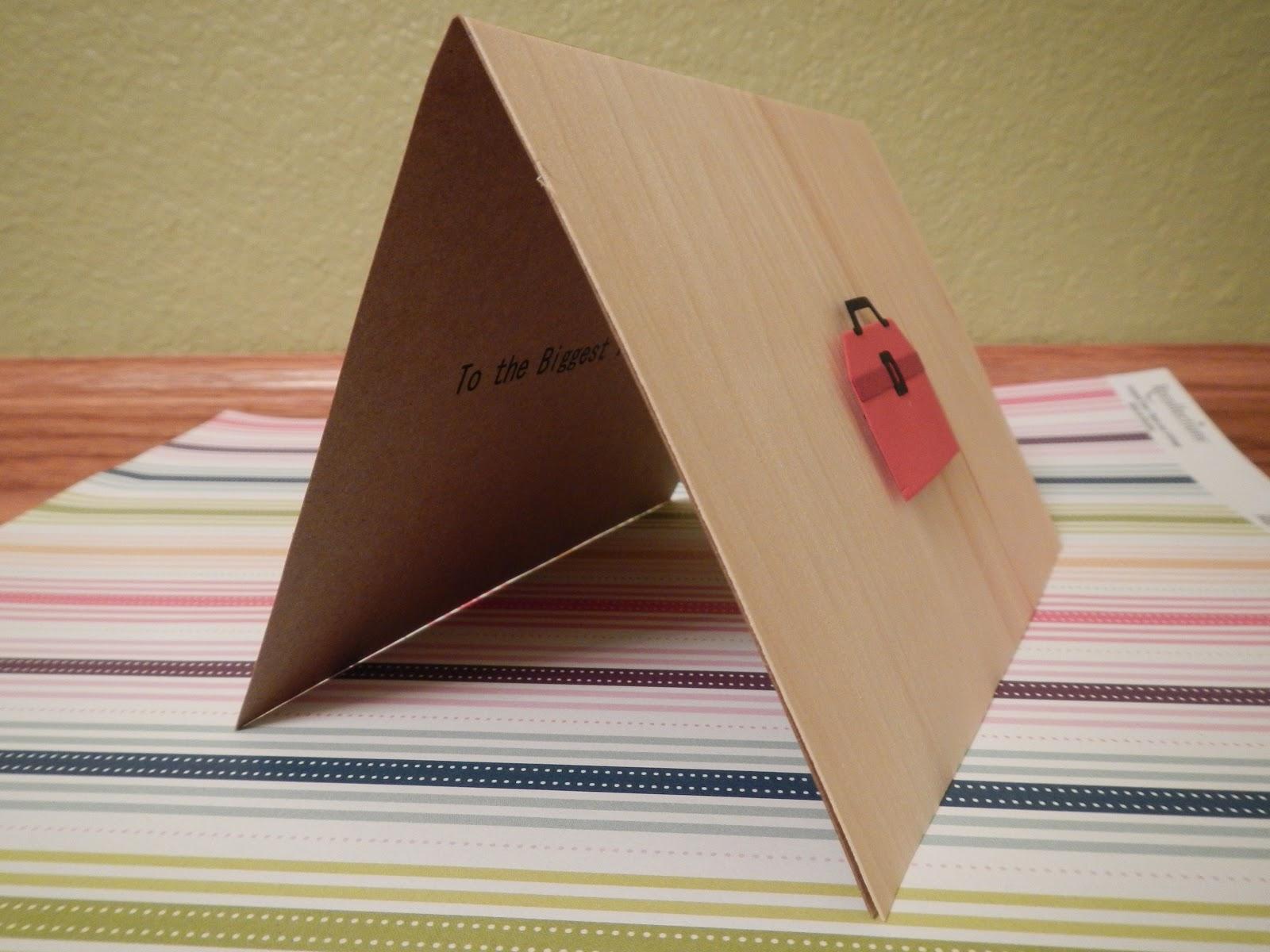 Hand Made Cards Handmade Birthday Card For Guys