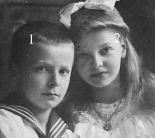 Bernhard et Luise de Saxe-Meiningen