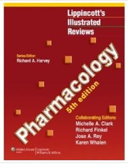 Pharmacology, 5th Edition PDF  ( Lippincott's Illustd Reviews )