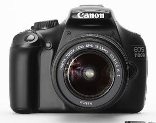 kamera Canon EOS1100D