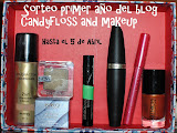 Sorteo Candyfloss and makeup