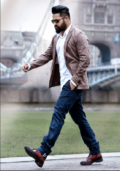Jr NTR New Look 2