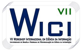 7º WICI - Workshop Internacional em Ciência da Informação