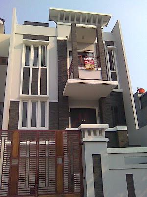 Desain Rumah Minimalis Type 21 Modern