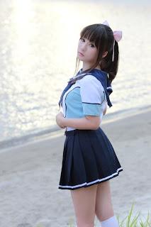 LovePlus Takane Manaka cosplay by Koyuki