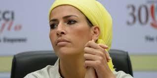 Miss mundo Linor Abargil luta contra violência contra a mulher