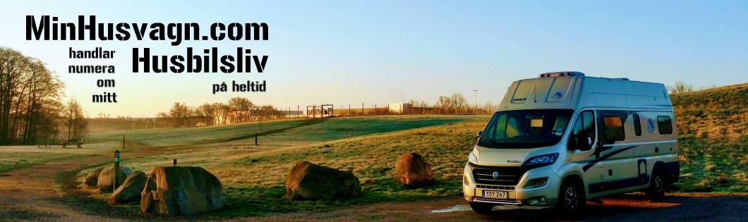 MinHusvagn.com som numera handlar om mitt husbilsliv