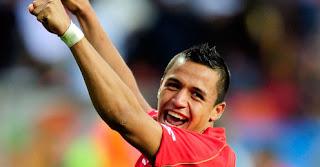 Alexis Sanchez nuevo jugador Barcelona