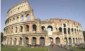 Coliseo - Derecho Romano