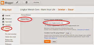 Cara Pindah Hosting Blogspot
