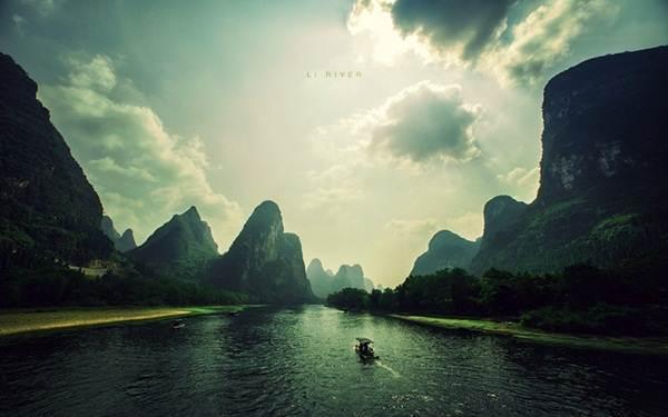 sungai-li-china