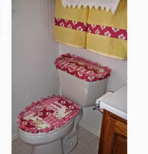 decorar banheiro jogos: que Você Pode Fazer!: Jogo de Tecido Para Decorar o seu Banheiro