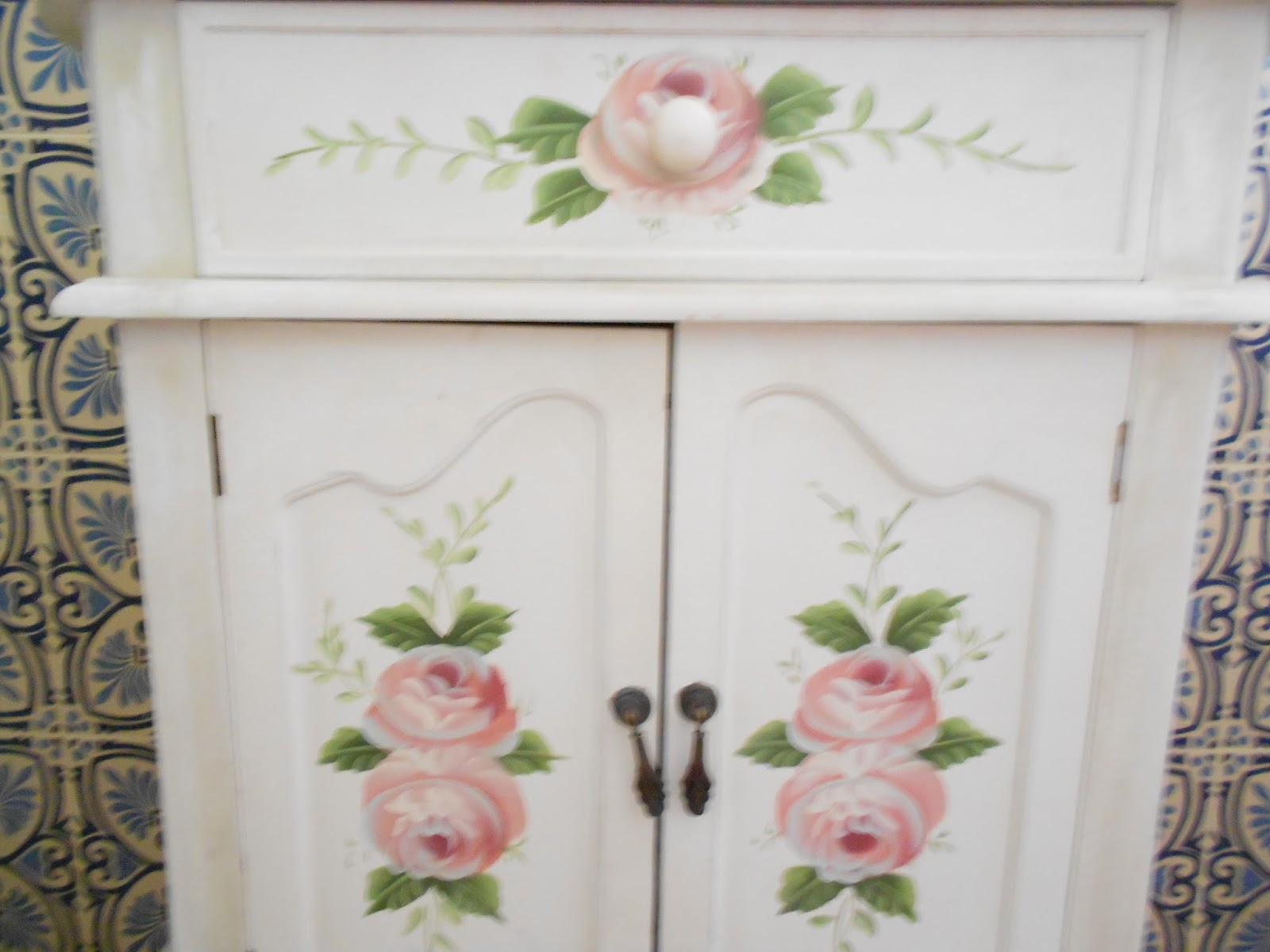 Mariquita costurera c mo decorar un mueble - Decorar un mueble ...