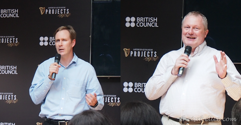 Arthur Guinness Projects & British Council
