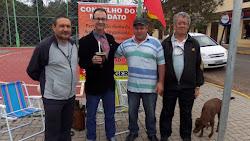 VEREADOR JAIR WINGERT NO RIO BRANCO