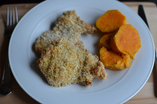 how to make baked fried chicken breast