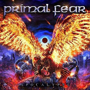 Primal Fear, Apocalypse (Frontiers Records August 10, 2018)