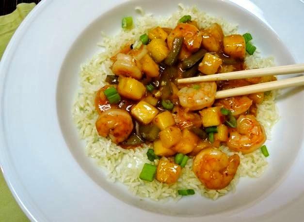 Pineapple shrimp kabobs recipes - pineapple shrimp kabobs recipe