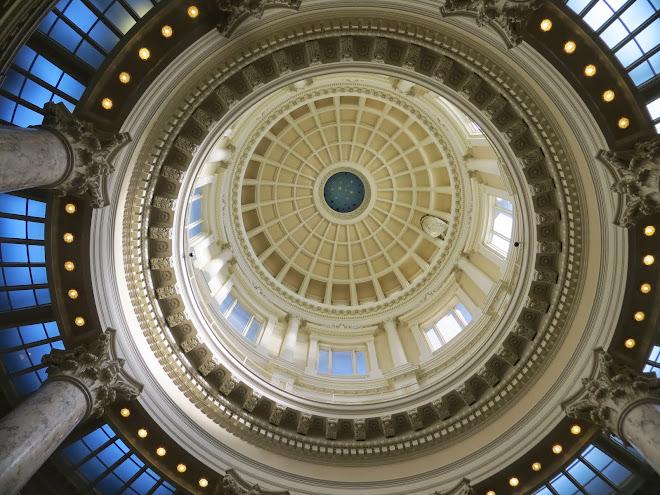 Boise, Idaho. State Capitol