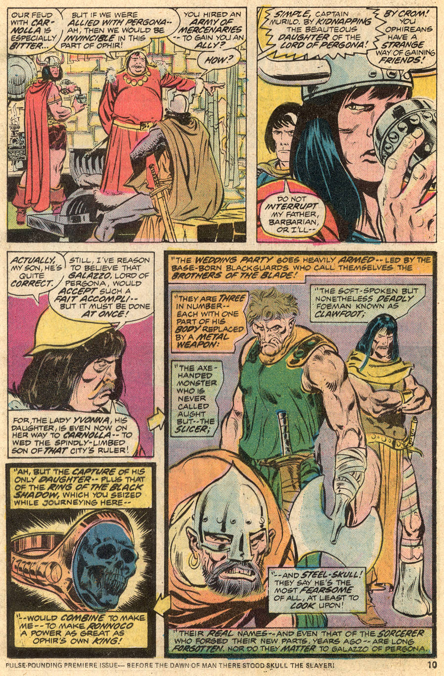 Conan the Barbarian (1970) Issue #53 #65 - English 7