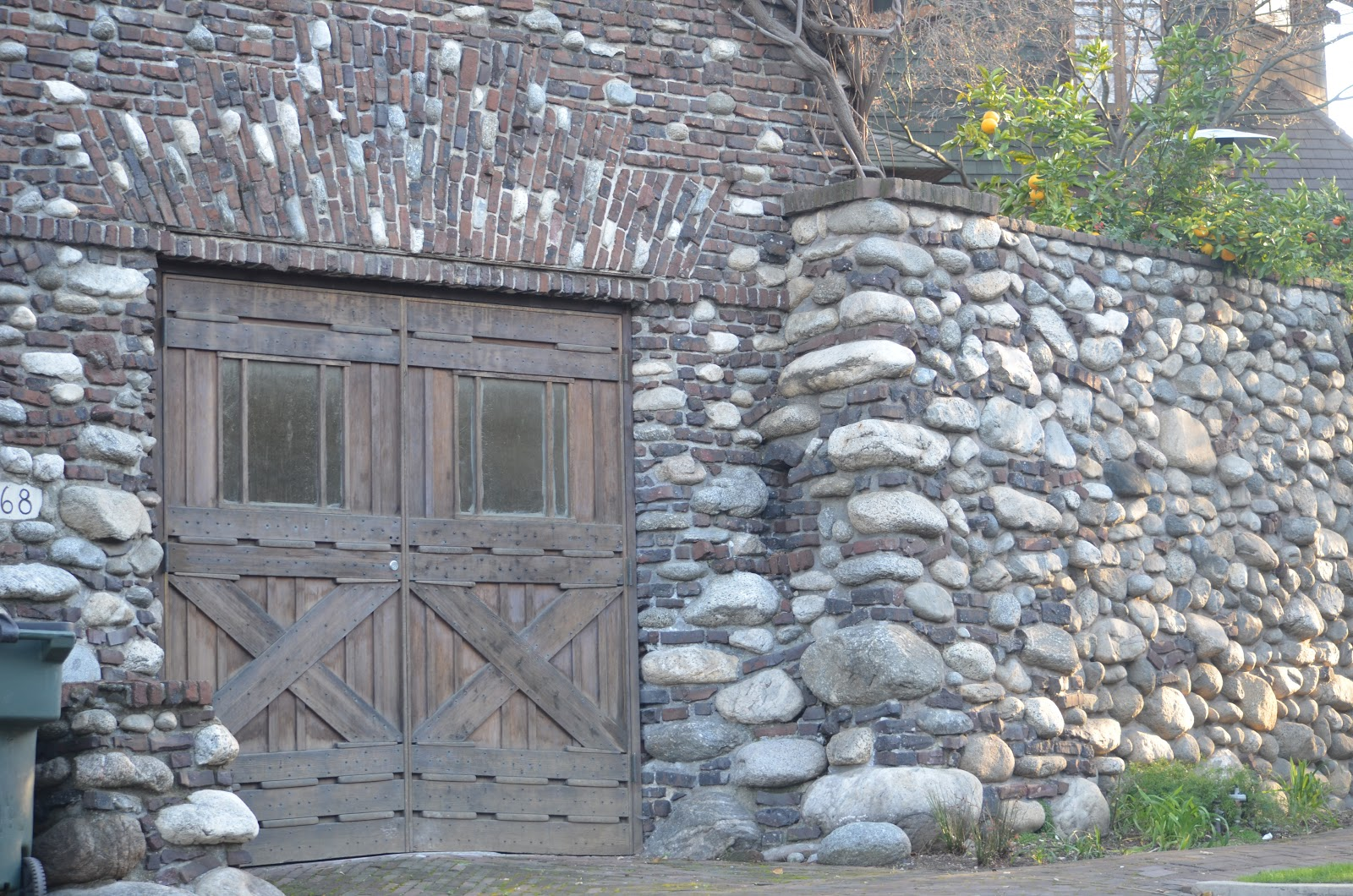 Home on the range american arts and crafts design for American brick and stone