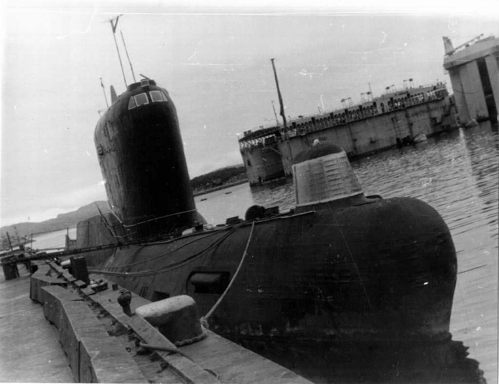 K-19 - worst nuclear disaster ranked 7th
